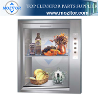 freight lift food elevator dumbwaiter
