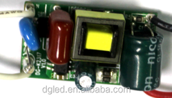 Good supplier IN shenzhen 180-240ma 18w end cap led driver with CE