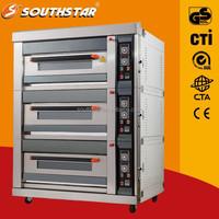 Energy Saving Luxury series 3 automatic pizza machine with good price