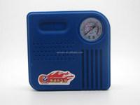Hot sale electric car tyre air compressor for car 19mm cylinder DC12v