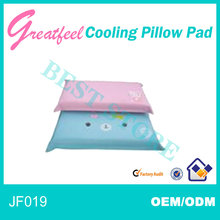 bright color cooling pillow hot sales in Japan
