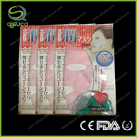 2015 lowest price and fashion design gentle skin silicone Female Mask mask pack
