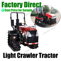 Factory Small Tractor Agricultural Tractor Chinese Factory Mini Walking Tractor Light Weight NY-552