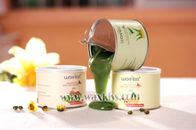 China manufacture waxkiss brands liposoluble wax for hair removal