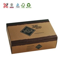 Customized Sized Fresh Fruit Corrugated Box Packaging
