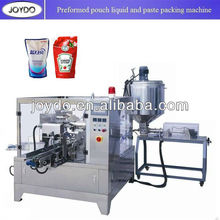 automatic doypack florence oil packing machine