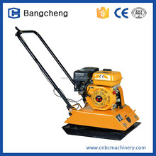 Manufacture directly vibrating plate, gasoline vibrating plate compactor for sale