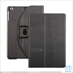 High Quality 360 Rotating Leather Cases for ipad Air 2, case for ipad mini 2