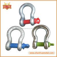 Adjustable clevis anchor shackle