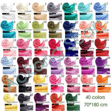 Wholesale plain wedding solid color 30% silk 70% pashmina scarf