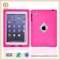 For Apple iPad Mini case, Shock Proof Plastic Skin Case lightweight sleeve for ipadmini