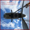 Wind energy power plant / electric variable pitch , electric yawing , 3-phase pma 60kw wind turbine