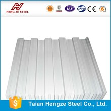 High quality Wholesale products Corrugated Color Coated Metal Roofing Sheets 100g width 600-1250mm From HZ Factory
