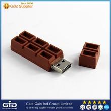 [GGIT] Chocolate Cartoon USB Flash Drive Mini Stick Drive