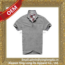 Bottom price best sell heavy cotton men's polo shirts for golf
