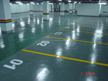 High Quliaty Concrete sealer garage with Cheap Price Paint