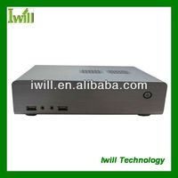 Iwill HT-70 mini desktop pc case for HTPC/Home/Office/Gaming