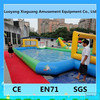 Customized size outdoor water games for Adults and kids inflatable water pool
