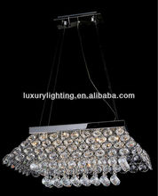 CE UL FCC ROHS GOST Approved Lighting mosque crystal chandelier
