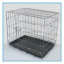 selling silver cheap dog fence/portable dog fence cage/metal dog fence cage