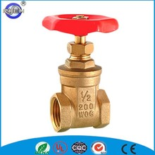 "manufacturer MS58 2"" inch Pn16 water brass gate valve with prices"