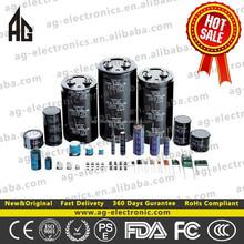 Screw Terminal Aluminum Electrolytic Capacitor 450V 3300uF Alu Elect Capacitor 3300uF 450V Large Can Capacitor 3300MFD 450V