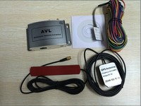 2015 world's smallest and cheapest gps car tracker AVL02 for fleet management , Fuel tank detection GPS Tracker AVL Car