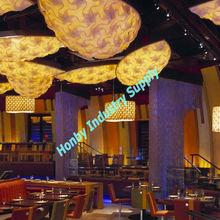 Luxury Metal Beaded String Restaurant Curtain