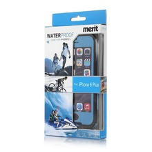 New style hard waterproof plastic carrying case for iphone6 waterproof case
