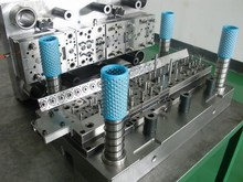 High precision progressive dies for stamping mold processing