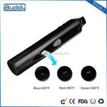 The No.1 sale original BUDDY 2015 latest dry herb, dry tobacco portable vaporizer