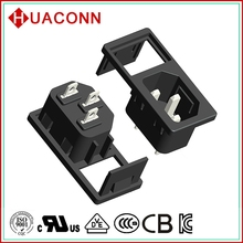 HC-99-06C0B10-S06S09+SWITCH durable new arrival modern dc jack socket switch power