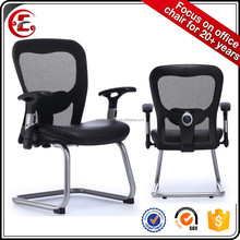 Ergonomic office waiting chair with contoured molded seat 06002E-19
