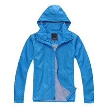 2015 new style outerwear waterproof skin jacket