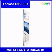 Hot selling Teclast X98 Plus Intel T3 Z8300 IPS Retina4GB Ram 64GB EMMC Win10 WiFi Camera 2MP+5MP 2048x1536 Tablet PC