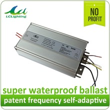LCLighting magnetic ballast for rectangular lamp induction