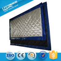 Noise Barrier for Construction and Demolition Sites Engineered Vinyl Sound Barrier