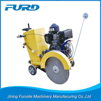 asphalt road cutter machine, concrete road cutter with diesel engine for sale