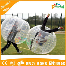 The Most Popular inflatable bouncy ball, human bouncy ball,bouncy ball with handle