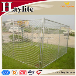 steel galvanized dog kennelwire mesh fencing dog kennel