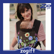 ZOGIFT Baby Wrap Sling carrier With Adjustment