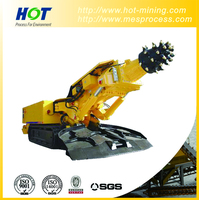 Professional coal Mining Machine Roadheader