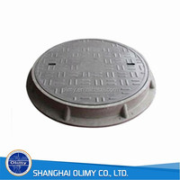 sewer drain cover fibreglass well lid frp smc trench cover