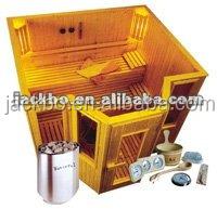 Unique design outdoor sauna room with high quality