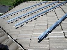 Solar Component kits solar mounting Rail