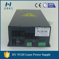 Widely input voltage 100W CO2 laser power supply 110v-220v