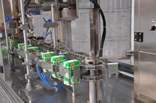 semi-automatic juice box packing machine