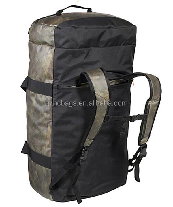 High Quality Heavy duty Travel Tarpaulin Waterproof Duffel Bag