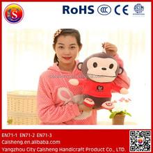 wholesale cute plush monkey toy stuffed toy monkey