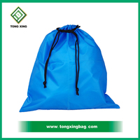 Wholesale Cheap Top Quality Cycling Polyester Drawstring Shoe Bag